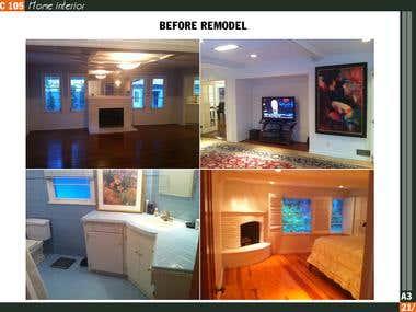 Home Interior / Location: Los Angeles, California, US