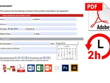 Are you looking for Fillable PDFs form??