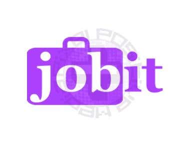 Logo for job search website