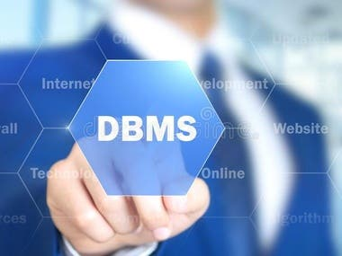 Interesting project of DBMS