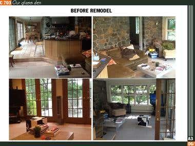 Home Interior Design / Location: Bound Brook, New Jersey, US