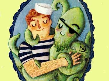Nautical Love!