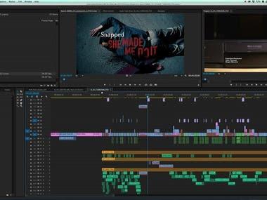 professional video editing service