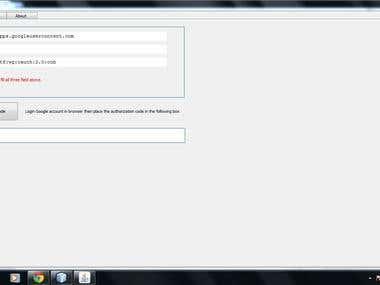 Desktop Google Drive