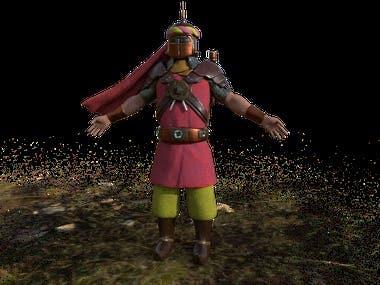 3D Character-2