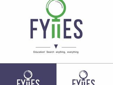 Fyies Logo design