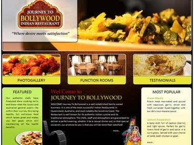 JOURNEY TO BOLLYWOOD