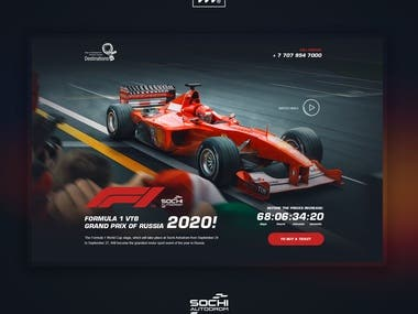Formula 1 VTB 2020