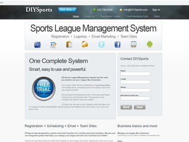 Management Site