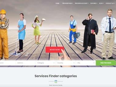 Jobify Classified Site