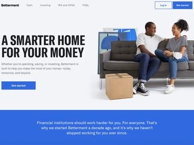Online Financing Platform