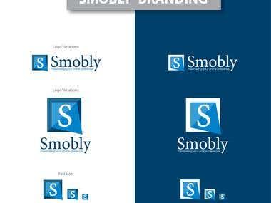 Smobly Logo Branding
