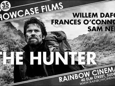 Film Ad (The Hunter)