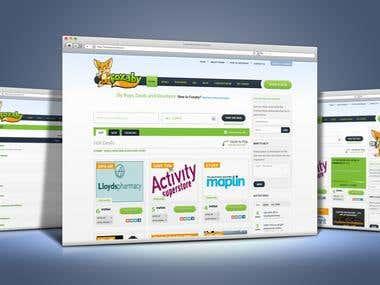 Deals and Vouchers Platform