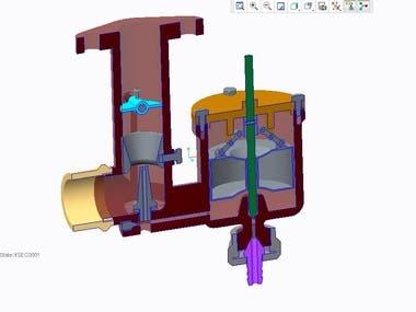 Carburettor Design !!