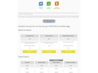 Wordpress Website Buliding