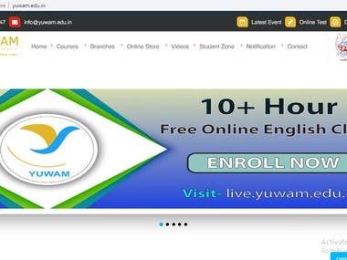 Banking Job Website