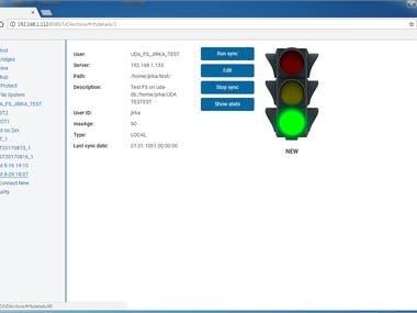 Backup storage management system