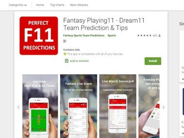Fantasy Playing11 - Dream11 Team Prediction & Tips