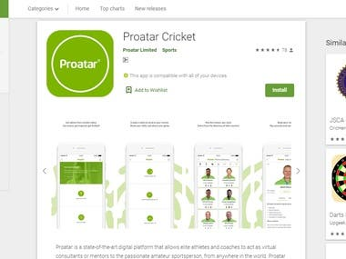 Proatar Cricket