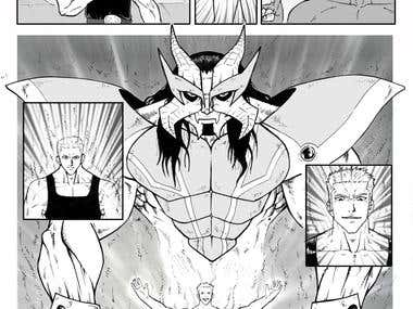 spirits war-my mute manga!!