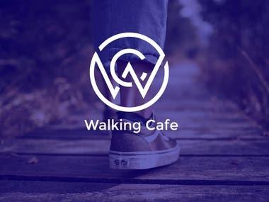 Walking Cafe Logo