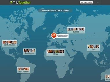 Triptogether - Travel companion finder
