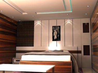 Interiors and exterior designs