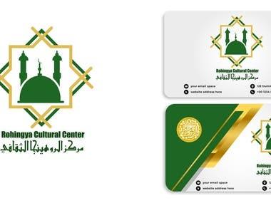 Logo For Islamic Cultural Center .