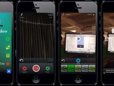 iPhone Video APp