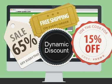 Ecommerce Dynamic Discount
