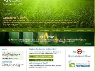 Lumiere - Organic Restaurent