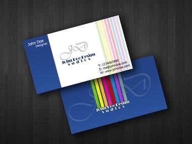 Desinger Business Card