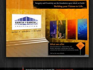 Website for Garcia