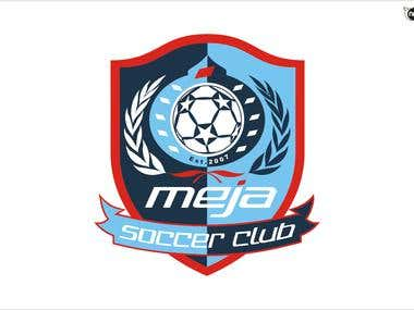 Meja logo winning entry
