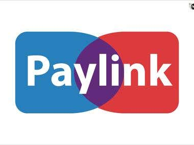 Paylink logo winning entry