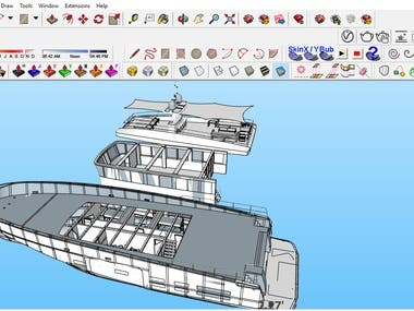 Sketchup Product Design