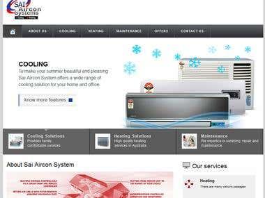 Sai Aircon System
