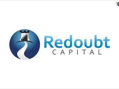 Redoubt capital logo winning entry