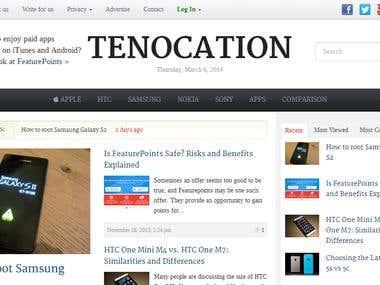 Smartphones Inspiration - Tenocation