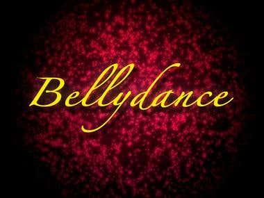 Belly Dance Shirt Design #2