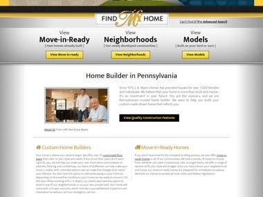 Jayershomes Wordpress Web and Hybrid App