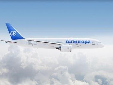 Air Europa Business case