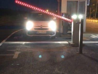 IoT Smart Parking Lot System