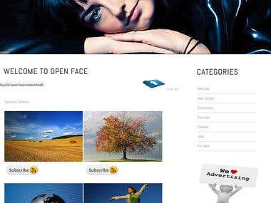 Open Face