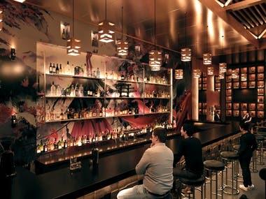 Shinobi Lounge Bar