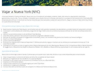 Encuentre las mejores ofertas en vuelos a Nueva York