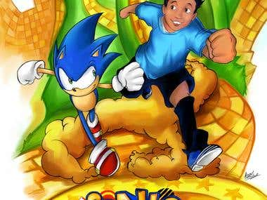 Sonic and Aboudy