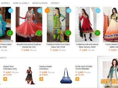 prestashop eCommerce site