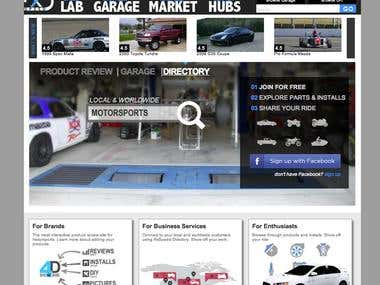 Social Networking Site For Auto Enthusiasts